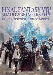 Final Fantasy XIV: Shadowbringers | Hardback Book