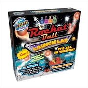 Rocket Ball Launch Lab | Toy