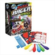 Rocket Racer Workshop | Toy