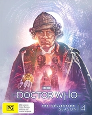 Doctor Who - Classic - Series 14 - Limited Edition | Blu-ray