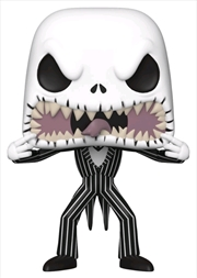 The Nightmare Before Christmas - Jack Skellington (scary face) Pop! Vinyl | Pop Vinyl