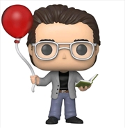 Icons - Stephen King with Red Balloon US Exclusive Pop! Vinyl [RS] | Pop Vinyl