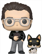 Icons - Stephen King with Molly US Exclusive Pop! Vinyl [RS] | Pop Vinyl