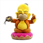 "The Simpsons - Homer Buddha 10"" Plush 