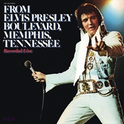 From Elvis Presley Boulevard Memphis Tennessee - Recorded Live | Vinyl