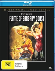 Flame Of Barbary Coast | Blu-ray