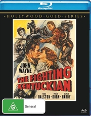 Fighting Kentuckian, The | Blu-ray