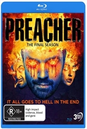 Preacher - Season 4 | Blu-ray