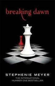 Breaking Dawn Twilight Saga: Book 4 | Paperback Book