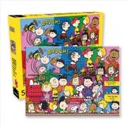 Peanuts Cast 500 Piece Puzzle | Merchandise