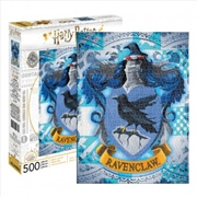 Harry Potter - Ravenclaw 500 Piece Puzzle | Merchandise
