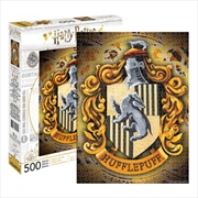 Harry Potter - Hufflepuff 500 Piece Puzzle | Merchandise