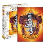 Harry Potter Gryffindor 500 Piece Puzzle | Merchandise