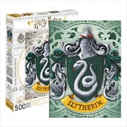 Harry Potter - Slytherin 500 Piece Puzzle | Merchandise