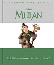 Mulan: Platinum Collection | Hardback Book