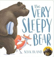 The Very Sleepy Bear (board Books) | Board Book