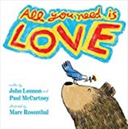 All You Need Is Love | Hardback Book