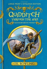 Quidditch Through The Ages | Hardback Book