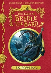 The Tales Of Beedle The Bard | Hardback Book