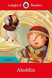 Aladdin - Ladybird Readers Level 4 | Paperback Book