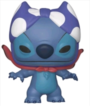 Lilo & Stitch - Superhero Stitch US Exclusive Pop! Vinyl [RS] | Pop Vinyl