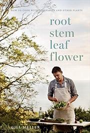 Root Stem Leaf Flower | Hardback Book