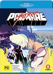 Promare | Blu-ray