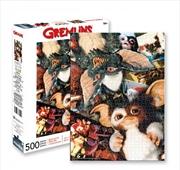 Gremlins Collage 500 Piece Puzzle | Merchandise