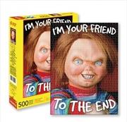 Chucky 500 Piece Puzzle | Merchandise