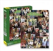 Parks And Recreation Collage 500 Piece Puzzle | Merchandise