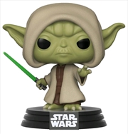 Star Wars: Battlefront - Yoda Hooded US Exclusive Pop! Vinyl [RS] | Pop Vinyl