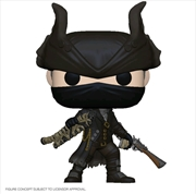 Bloodborne - The Hunter Metallic US Exclusive Pop! Vinyl [RS] | Pop Vinyl