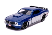 Captain America - Winter Soldier 1970 Ford Mustang 1:32 Scale Hollywood Ride | Merchandise