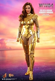 "Wonder Woman: 1984 - Golden Armor Deluxe 1:6 Scale 12"" Action Figure 