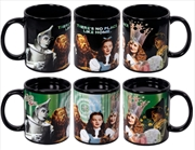 Wizard of Oz - There's No Place Like Home Heat Change Mug | Merchandise