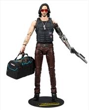 "Cyberpunk 2077 - Johnny Silverhand 7"" Action Figure | Merchandise"