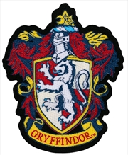 Harry Potter - Gryffindor Crest Patch | Merchandise