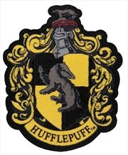Harry Potter - Hufflepuff Crest Patch   Merchandise
