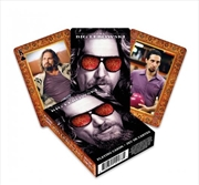 Big Lebowski Playing Cards | Merchandise