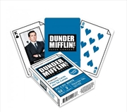 Dunder Mifflin Swag Playing Cards | Merchandise