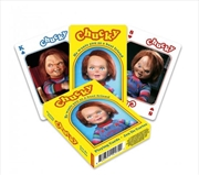 Chucky Playing Cards | Merchandise