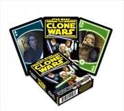 Clone Wars Playing Cards | Merchandise
