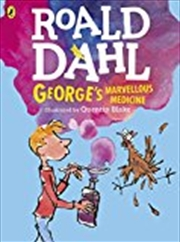 George's Marvellous Medicine | Paperback Book