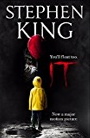 It: Film Tie-in Edition Of Stephen King's It | Paperback Book