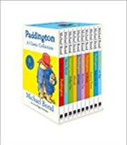 Paddington: A Classic Collection | Paperback Book