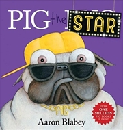 Pig The Star | Paperback Book