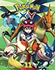 Pokémon X•y, Vol. 11 (pokemon) | Paperback Book