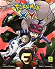 Pokémon X?y, Vol. 9 (9) (pokemon) | Paperback Book