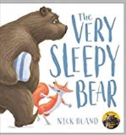 Very Sleepy Bear (hardcover) | Paperback Book