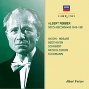 Albert Ferber - Decca Recordings 1945-51 | CD